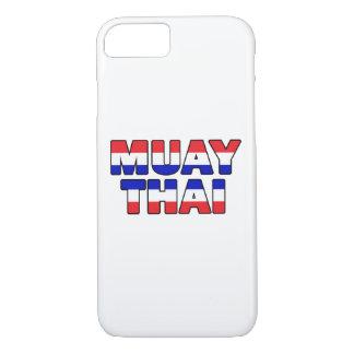 Capa iPhone 8/ 7 Tailandês de Muay