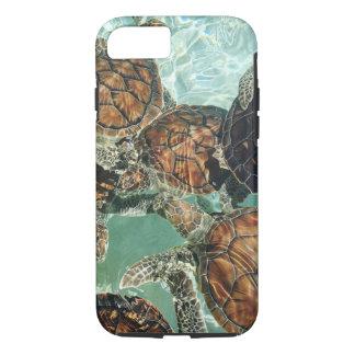 Capa iPhone 8/ 7 Tartarugas em México (fotografia de Kimberly