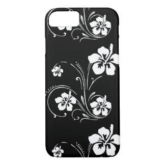 Capa iPhone 8/ 7 Tatuagem da flor