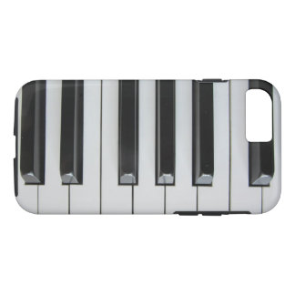 Capa iPhone 8/ 7 Teclado de piano