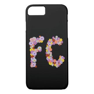Capa iPhone 8/ 7 Telefone da campanha da comunidade de FC