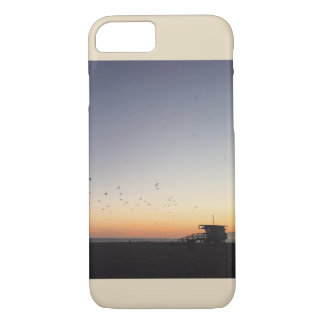CAPA iPhone 8/ 7 TELEFONE DE SANTA MONICA