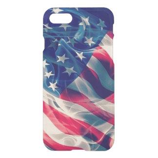Capa iPhone 8/7 Telefone patriótico #2