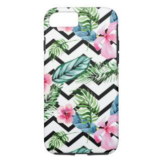 Capa iPhone 8/ 7 Tema tropical