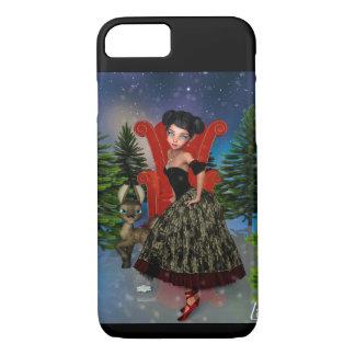Capa iPhone 8/ 7 Tempo do Natal