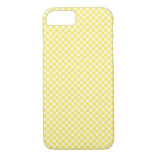 Capa iPhone 8/ 7 Teste padrão amarelo da comida da fruta do limão