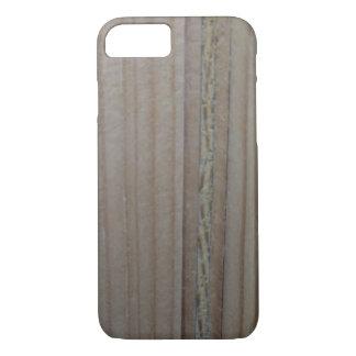 Capa iPhone 8/ 7 Teste padrão de madeira da grão
