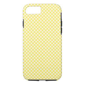 Capa iPhone 8/ 7 Teste padrão do amarelo da fruta do limão do