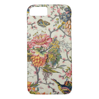 Capa iPhone 8/ 7 Teste padrão floral do desenhista