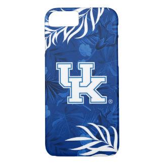 Capa iPhone 8/ 7 Teste padrão havaiano de Kentucky |