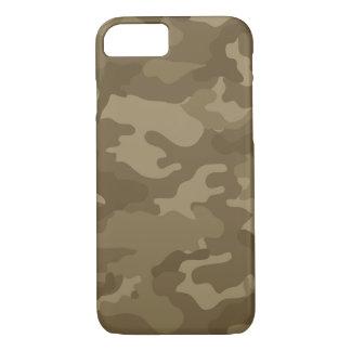 Capa iPhone 8/ 7 Teste padrão militar de Camo