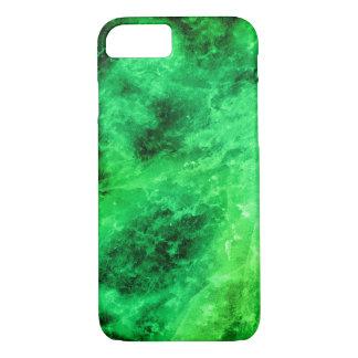 Capa iPhone 8/ 7 Textura esmeralda