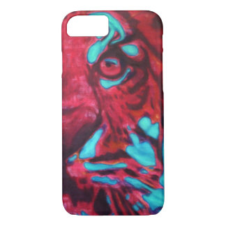 Capa iPhone 8/ 7 Tigre do pop art