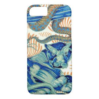 Capa iPhone 8/ 7 Tigre e o cobra