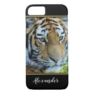 Capa iPhone 8/ 7 Tigre Siberian, tigre de Amur