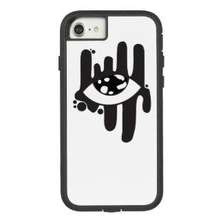 CAPA iPhone 8/ 7 TINTA DO OLHO X