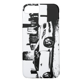 Capa iPhone 8/ 7 Tiro do lado do cupé de Infiniti G37