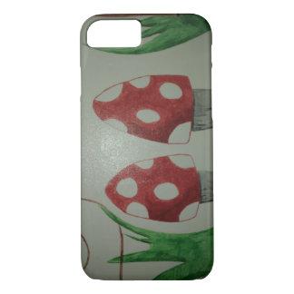 Capa iPhone 8/ 7 Toadstools