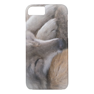 Capa iPhone 8/ 7 Todo o Tuckered para fora