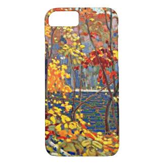 Capa iPhone 8/ 7 Tom Thomson - piscina