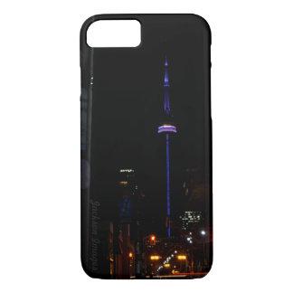 Capa iPhone 8/ 7 Toronto na noite