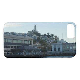 Capa iPhone 8/ 7 Torre de Coit, iPhone de San Francisco #3 8/7 de