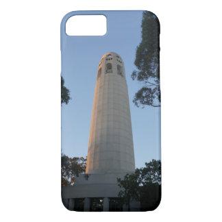 Capa iPhone 8/ 7 Torre de Coit, iPhone de San Francisco #5 8/7 de
