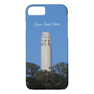 Capa iPhone 8/ 7 Torre de Coit, iPhone de San Francisco #6 8/7 de