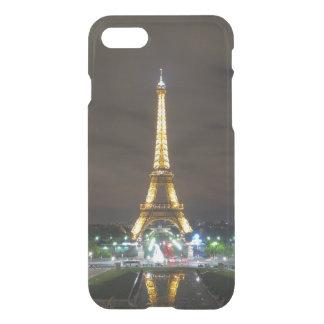 Capa iPhone 8/7 Torre Eiffel na noite, Paris