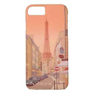 Capa iPhone 8/ 7 Torre Eiffel Paris