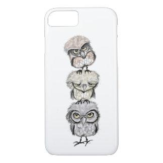 Capa iPhone 8/ 7 totem da coruja
