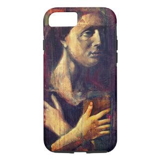 """Capa iPhone 8/ 7 Trabalhos de arte da pintura a óleo da """"confiança"""""""