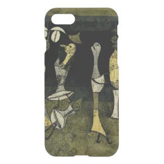 """Capa iPhone 8/7 Trabalhos de arte de Klee, """"comédia """""""