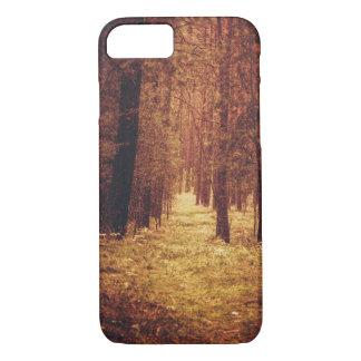 Capa iPhone 8/ 7 Trajeto de floresta…