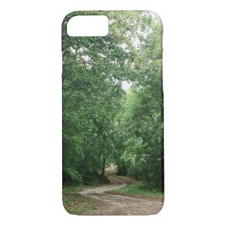 Capa iPhone 8/ 7 Trajeto na floresta