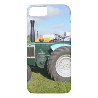 Capa iPhone 8/ 7 Trator do diesel do vintage