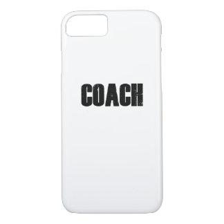 Capa iPhone 8/ 7 Treinador - esporte dos treinadores das mulheres