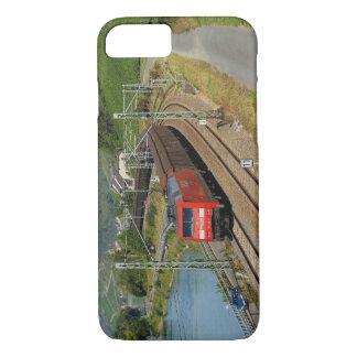 Capa iPhone 8/ 7 Trem de carga em Lorch à reno