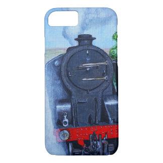 Capa iPhone 8/ 7 Trem do vapor na estação