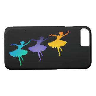 Capa iPhone 8/ 7 Três dançarinos