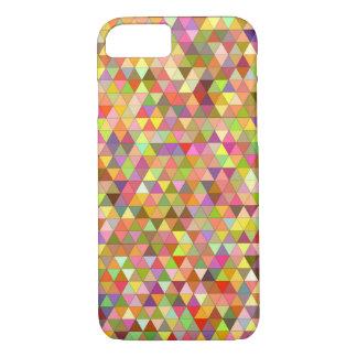 Capa iPhone 8/ 7 Triângulos felizes do verão