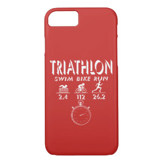 Capa iPhone 8/ 7 Triathlon