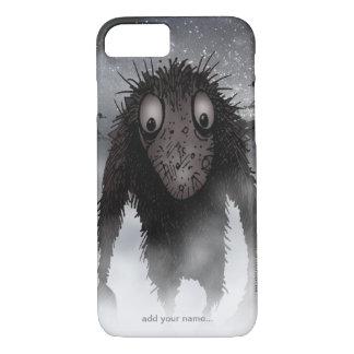 Capa iPhone 8/ 7 Troll peludo grande do monstro