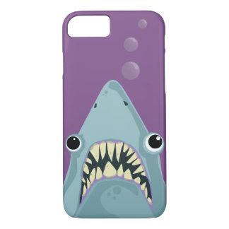 Capa iPhone 8/ 7 Tubarão mau dos dentes