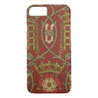 """Capa iPhone 8/ 7 """"Tudor aumentou"""", papel de parede da reprodução"""