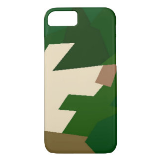 Capa iPhone 8/ 7 Tundra seca Camo