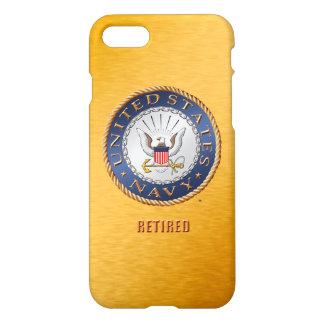 Capa iPhone 8/7 U.S. iPhone aposentado marinho 7