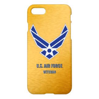 Capa iPhone 8/7 U.S. iPhone do veterinário da força aérea 7 casos