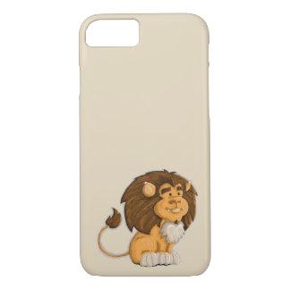 Capa iPhone 8/ 7 um leão bonito