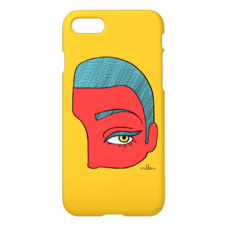 Capa iPhone 8/7 Uma parte de cara